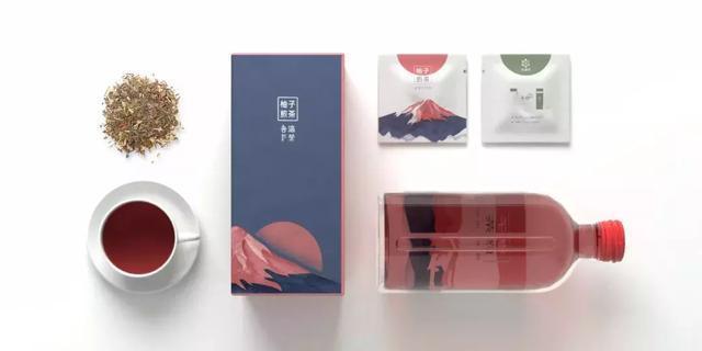 """【包装】紧跟潮流的茶叶包装设计,""""古典中国风"""" """"时尚插画风""""随"""